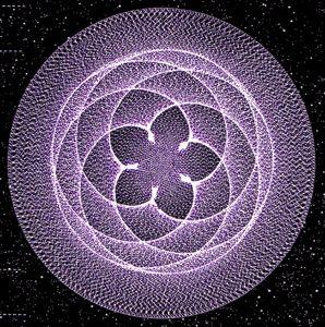 Tiempo Sagrado, espiral que crea círculos... 1