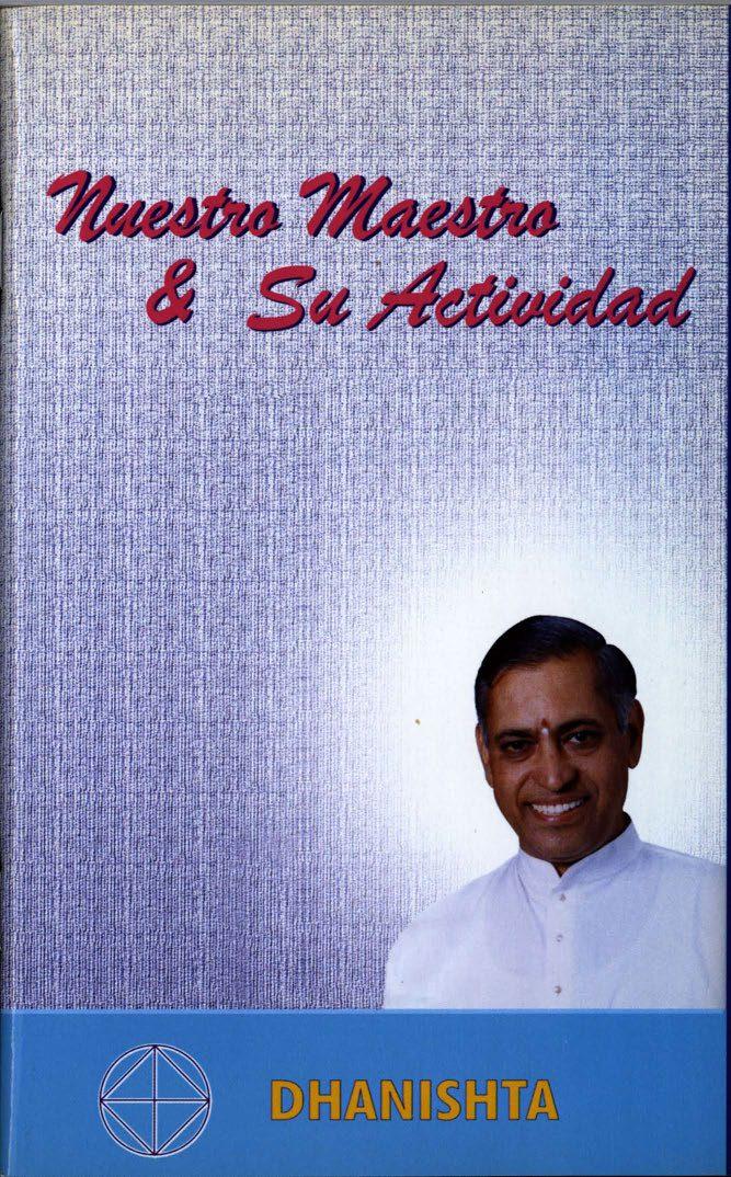 Nuestro Maestro y su Actividad WTT libros de sabiduría gratis en PDF Ediciones dhanishtha