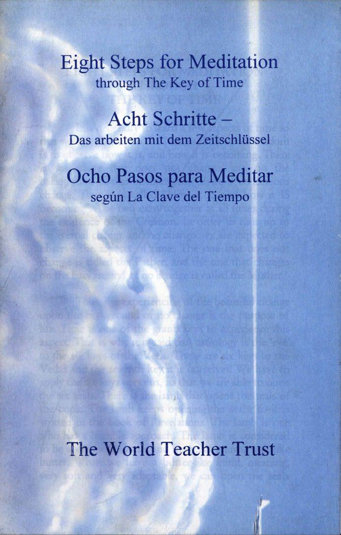 Ocho pasos para Meditar WTT libros de sabiduría gratis en PDF Ediciones dhanishtha