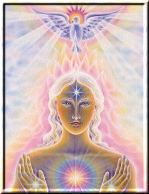 Angel Sirio energia rosa angel hermandadblanca.org