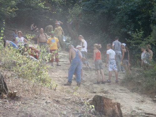 Piramides de Bosnia: nuestra experiencia por planetagea 53