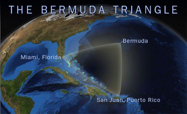 Triángulo de las Bermudas hermandadblanca.org