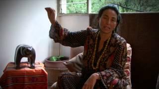 Abuela Andrea Herrera Atekokolli