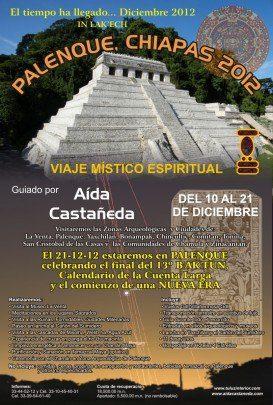 Viaje espiritual Palenque hermandadblanca.org