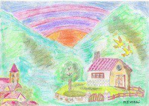 Scan0040 300x215 Cuento para niños: El pájaro y la estrella por María Jesús Verdú Sacases