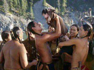 Una leyenda Comanche