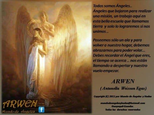 angel guardian por Arwen hermandadblanca.org