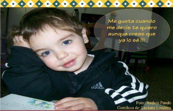 Niño de SOS