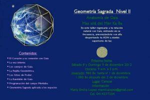 Geometría Sagrada Nivel 2 /Anatomia de Gaia/ Caracas 8y 9 de Diciembre 2012/
