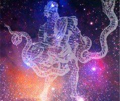 Ofiuco: la constelación número 13 y la Conciencia Galáctica