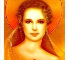 Soy María Magdalena en mi Frecuencia más Elevada Maestra Nada