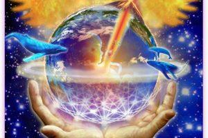 Proyecto Conciencia Solar, meditación mensual diciembre. El Pilar de Luz en el Océano y el Vórtice de expansión de Consciencia