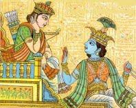 ¿Quées el Karma? un consejo de Khrisna para Arjuna