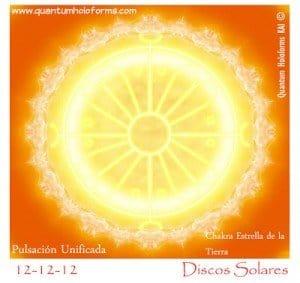 pulsacion unificada- disco solar