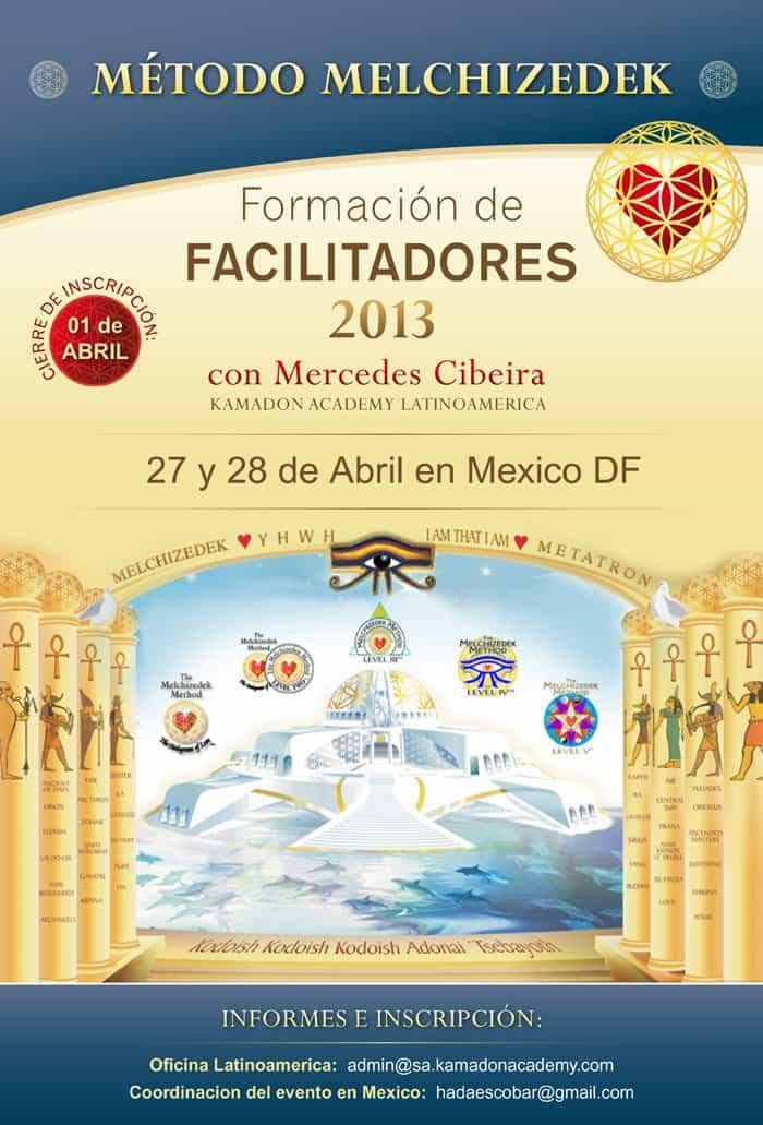 Método Melchizedec facilitadores-Mexico