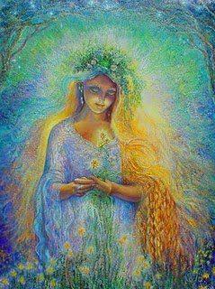 Angel Aroma El Credo de la Diosa