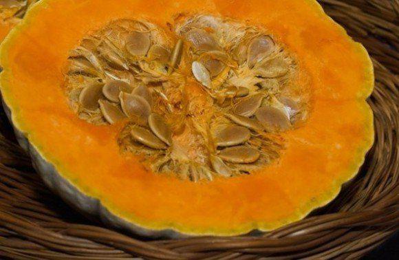 calabaza 590x385 580x378 Las 10 semillas más saludables