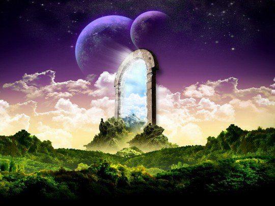 Puerta a otra dimension