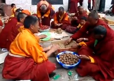 tsampa Alimento energético Sampa o Tsampa La receta budista para tiempos de crisis
