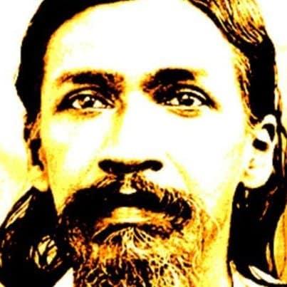 El Maestro Sri Aurobindo....