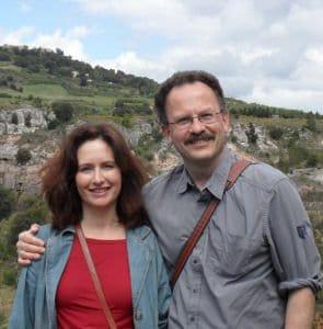 Gerrit Gielen  y Pamela