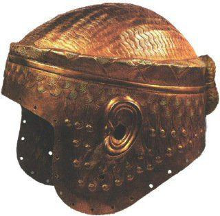 casco de oro