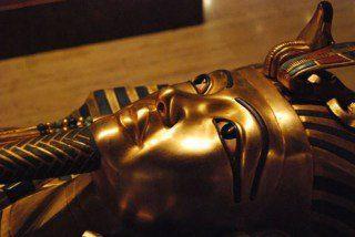 egipcio de oro