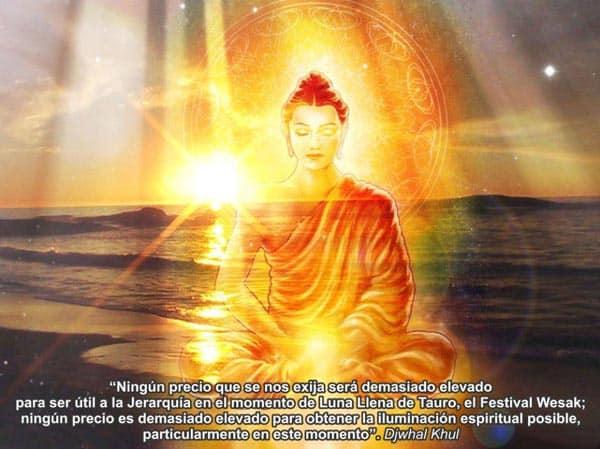 Buda wesak-iluminacion-posible