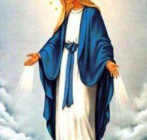 """""""Sean ustedes las estrellas de mi manto"""", por la Madre María"""