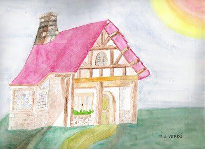 casa del principe por Maria Jesús Verdu