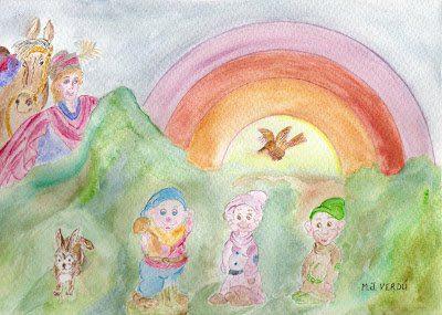 principe y los niños por Maria Jesus Verdu