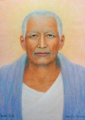 Maestro Tibetano Djwhal Khul (DK) - Segundo Rayo