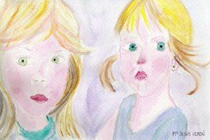 Creer en los niños, por María Jesús Verdú Sacases
