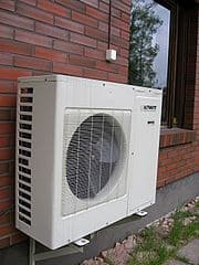 aparato aire acondicionado