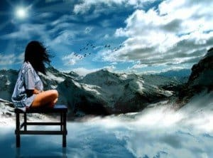 mujer-mirando-montañas-con-nieve-300x222