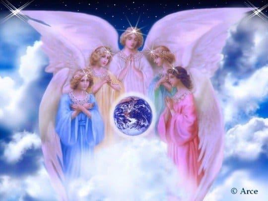 reiki angelico de Montse García Ariath