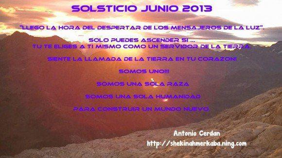 solsticio de verano evento