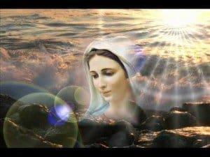 La madre divina , el gran casamiento