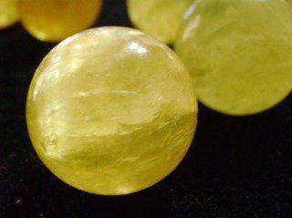 calcita dorada Los cuarzos grandes sanadores de nuestras emociones, por María de Gracia