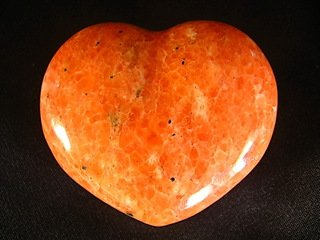 calcita naranja Los cuarzos grandes sanadores de nuestras emociones, por María de Gracia