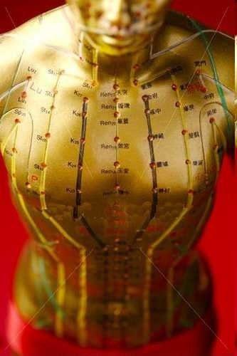 Busto dorado- randallita
