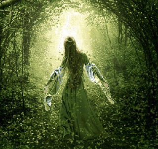maria magdalena -Cuadro de Marta Hoffman