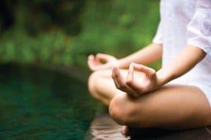 Yoga es silencio