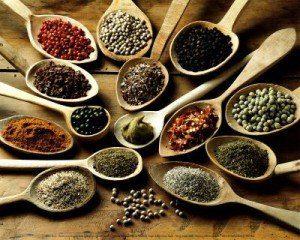 Especias y hierbas arom ticas for Combinaciones y dosis en la preparacion de la medicina natural