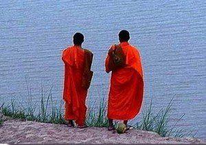 monje tibetanos