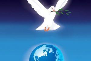 Mensaje y Oración para Colaborar con la Paz de Mundo canalizado por Silvia