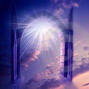 puerta mística