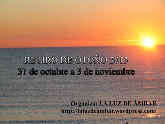 retiro otoño en Guadarrama