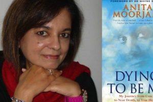 "Extracto del Libro: ""Muero por ser Yo"" de Anita Moorjani"