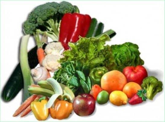 alimentos que alcalizan el cuerpo
